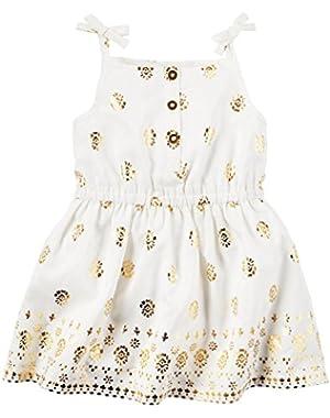 Poplin Dress (Baby)