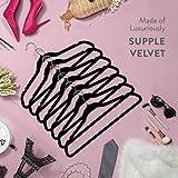 Zober Non-Slip Velvet Hangers - Suit Hangers