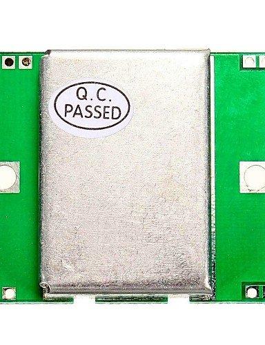 HEZHENGFENG HB100 Módulo de sensor de microondas 10.525GHz Motion Detector de radar Doppler para ino accesorio: Amazon.es: Electrónica
