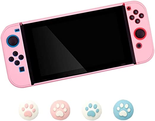 FKYNB Funda de Silicona for Nintendo Switch, Funda de Agarre ...