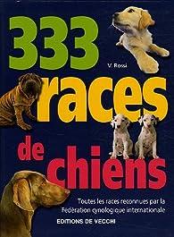333 races de chiens par Valeria Rossi