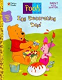 Pooh's Egg Decorating Day, Golden Books Staff, 0307026809