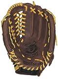 Wilson A1500 KP92 YAK Outfielder's Left Hand Throw Baseball Glove (12.5-Inch)