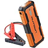 AUTOWN 1000A Peak 21000mAh 12V Portable Car Jump Starter (Up to 8.0L Gas or 6.5L Diesel) Power Bank with Dual USB 3.0 Smart Quick Charging Port, Battery Booster and Phone Charger with LED Flashlight