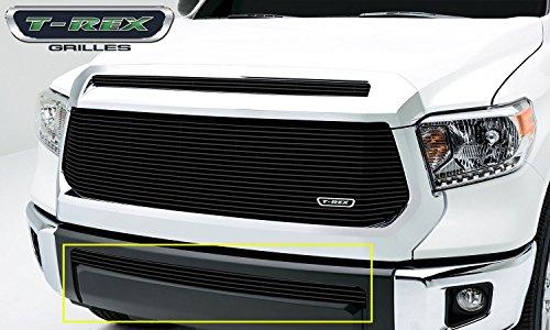 (T-Rex 25964B Billet Series Black Bumper Grille for Toyota Tundra)