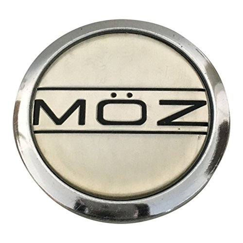 MOZ Wheels 7530-15 USED Chrome Wheel Center Cap (Moz Wheels)