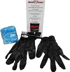 Amazon.com : Manic Panic Tool Kit (Brush-Comb-Cap-Glove) : Beauty