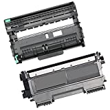 2PK-1 High Yield Inkfirst® Toner Cartridge + 1 Drum Unit TN-450 DR-420 Compatible Remanufactured for Brother TN-450 DR-420 (1 Toner + 1 drum) HL-2220 HL-2230 HL-2240 HL-2240D HL2270DW HL-2280DW DCP-7060D DCP-7065DN MFC-7360N MFC-7460DN MFC-7860DW