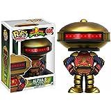Funko - Figurine Power Rangers - Alpha 5 Exclu Walmart Pop 10cm - 0889698112000