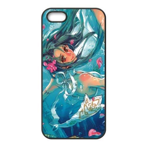 Q8P05 Underwater I2C2BL coque iPhone 4 4s cellule de cas de téléphone couvercle coque noire KQ2PTU4EO