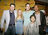 Posterazzi Poster Print Collection EVC0714MYAMD064 Greg Grunberg Hayden Panettiere Zachary Quinto Noah Gray-Cabey Leonard Roberts Inside for Lucky Club Gift Lounge
