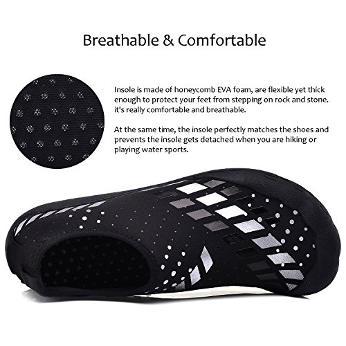 Pictures of Five-Toe Quick Drying Barefoot Water Sports Womens Mens Water Shoes 6