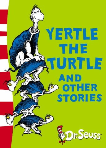 Book cover for Yertle the Turtle