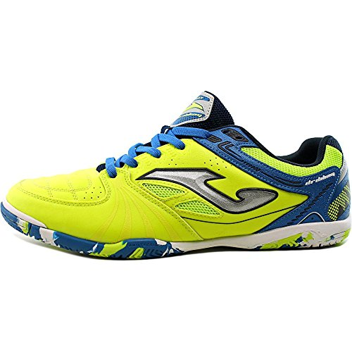 JOMA CALCETTO DRIBLING 611 LEMON FLUOR-ROYAL INDOOR 42.5