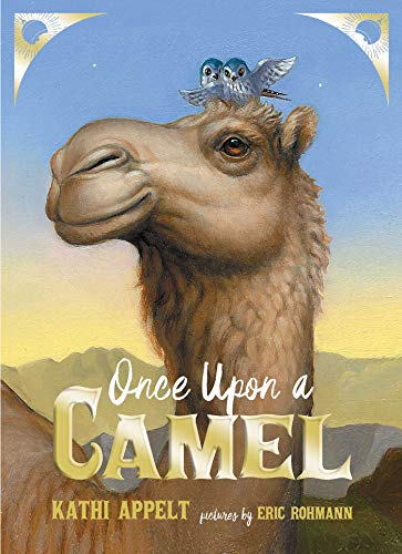 Book Cover: Once Upon a Camel