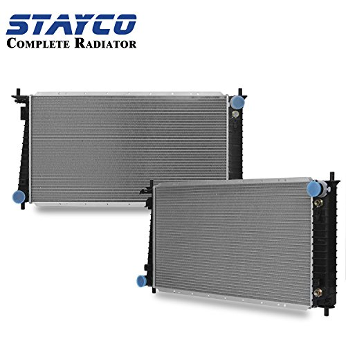 radiator the ford expedition - 7