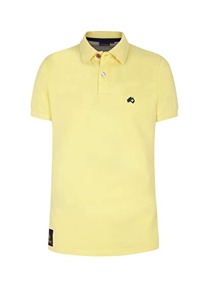 ALTONADOCK Polo Altona Dock Amarillo S Amarillo: Amazon.es: Ropa y ...