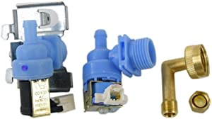 Whirlpool W10648041 Dishwasher Water Inlet Valve Genuine Original Equipment Manufacturer (OEM) Part