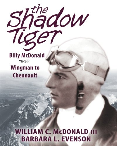 The Shadow Tiger: Billy McDonald, Wingman to -