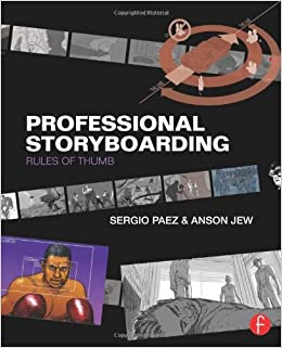 Amazon.com: Professional Storyboarding: Rules of Thumb ...