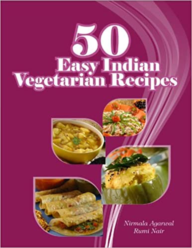 50 Easy Indian Vegetarian Recipes
