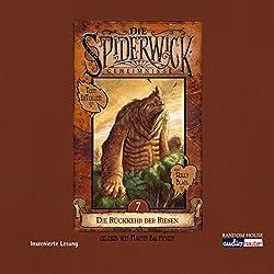 Die Rückkehr der Riesen (Die Spiderwick Geheimnisse 7)