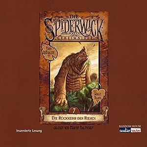 Die Rückkehr der Riesen (Die Spiderwick Geheimnisse 7) Hörbuch