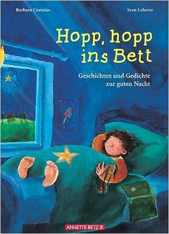Hopp Hopp Ins Bett Sven Leberer 9783219111248 Amazon