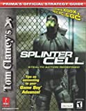 Tom Clancy's Splinter Cell (PS2), Prima Temp Authors Staff and David Knight, 0761542752