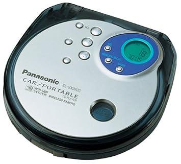 Review Panasonic SL-SX392C Portable CD