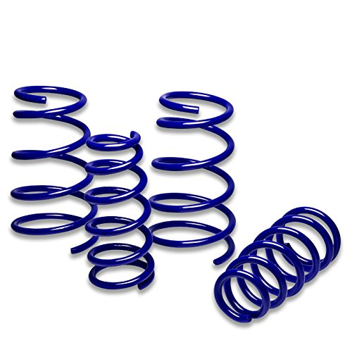 For Pontiac Grand Prix Suspension Lowering Springs (Blue)