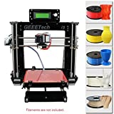 Geeetech Acrylic Prusa I3 Pro B Unassembled 3D Printer with 0.3mm Nozzle DIY Kit excellent CNC