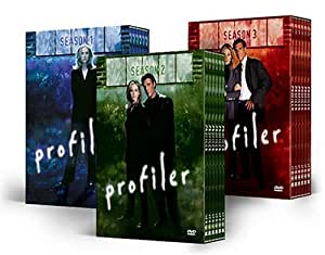Profiler - Season 1-3 DVD SET