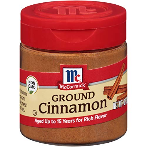 McCormick Ground Cinnamon, 1 oz