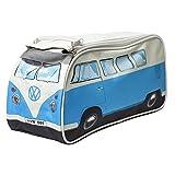 VW Volkswagen T1 Camper Van Toiletry Wash Bag - Blue - Multiple Color Options Available