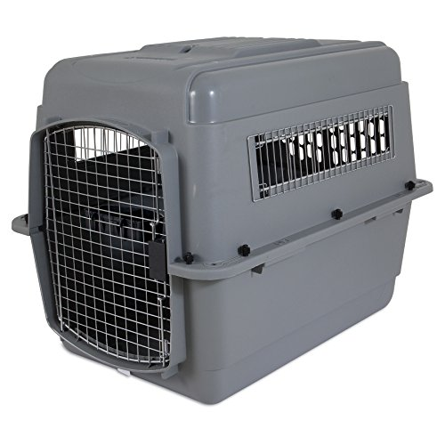 Petmate Sky Kennel Portable Dog Crate Travel Items Included 6 Sizes by Petmate (Image #1)