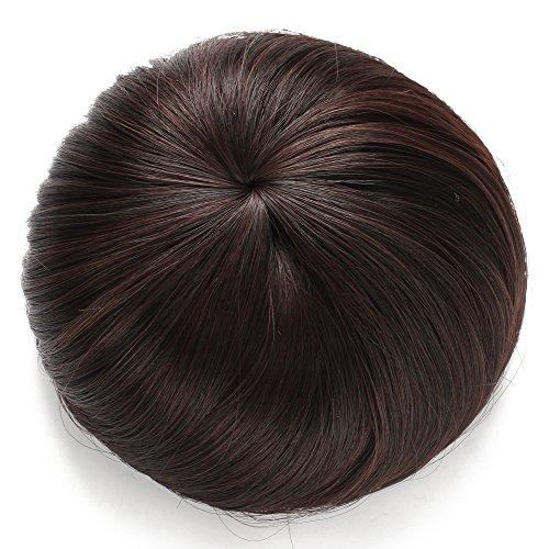 Onedor Synthetic Fiber Hair Extension Chignon Donut Bun Wig Hairpiece (2/33)