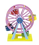 Peppa Pig - Theme Park - Big Wheel - La Grande Roue - Manège et Figurine (Import Royaume-Uni)