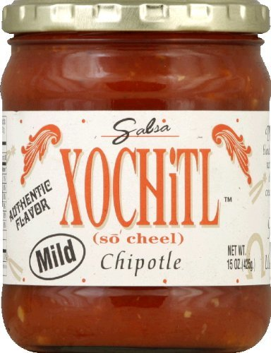 Xochitl Chipotle Mild Salsa, 15 Ounce - 6 per case. by Xochitl