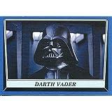 Star Wars Rogue One Mission Briefing Blue Base Card #79 Darth Vader
