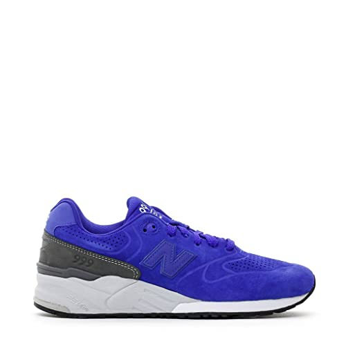brand new e443f c5ada New Balance Men 999 Re-Engineered Suede MRL999BB (Blue Grey)  Amazon.co.uk   Shoes   Bags