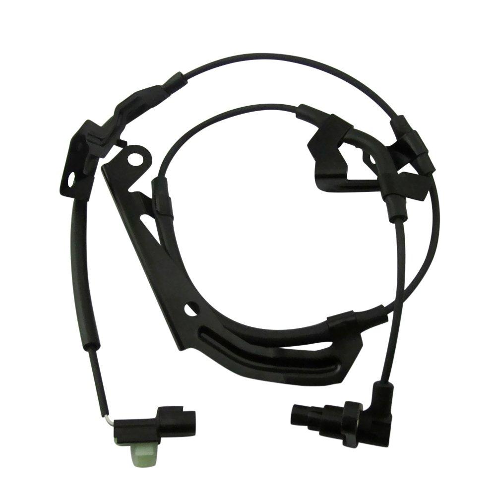 EXKOW Front Right ABS Wheel Speed Sensor 4670A596