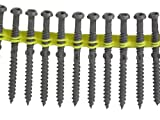 Quik Drive DCLG212S Composi-Lok Gray 2 1/2-Inch Deck and Dock Screws  with Quik Guard Corrosion Protection