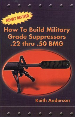- How to Build Military Grade Suppressors