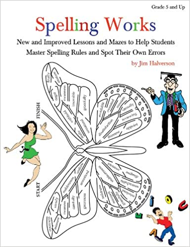 Amazon.com: Spelling Works (9780984775347): Jim Halverson: Books