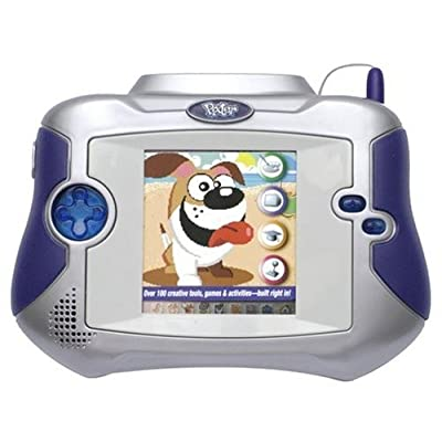Pixter Multi-Media System: Purple: Toys & Games