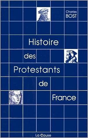 Télécharger en ligne Histoire des protestants en France epub pdf
