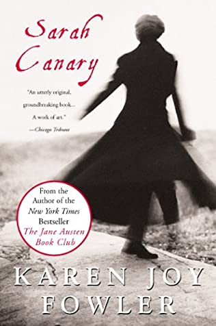 book cover of Sarah Canary