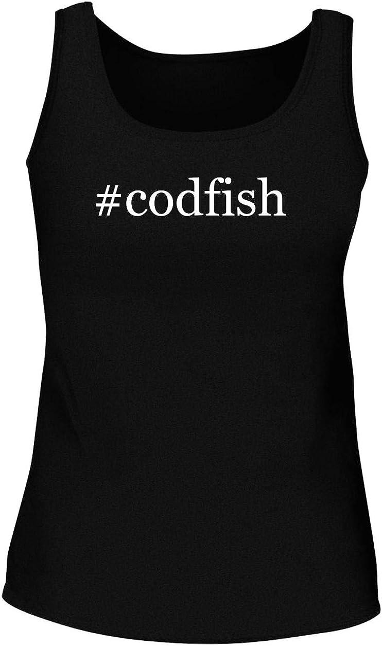 #codfish - Women's Soft & Comfortable Hashtag Tank Top