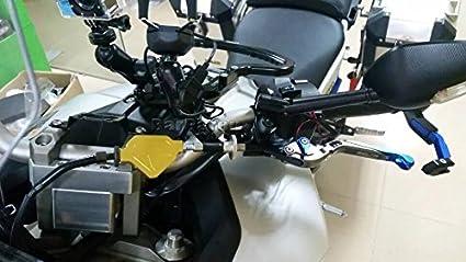 Motorrad Handyhalterung Gps Navi Halterung Für Yamaha Mt 07 Fz 07 Xsr700 Mt 07 Tracer 14 17 Auto